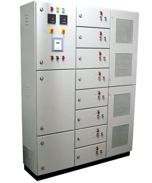 APFC Electrical Control Panel Manufacturer in Ahmedabad ...