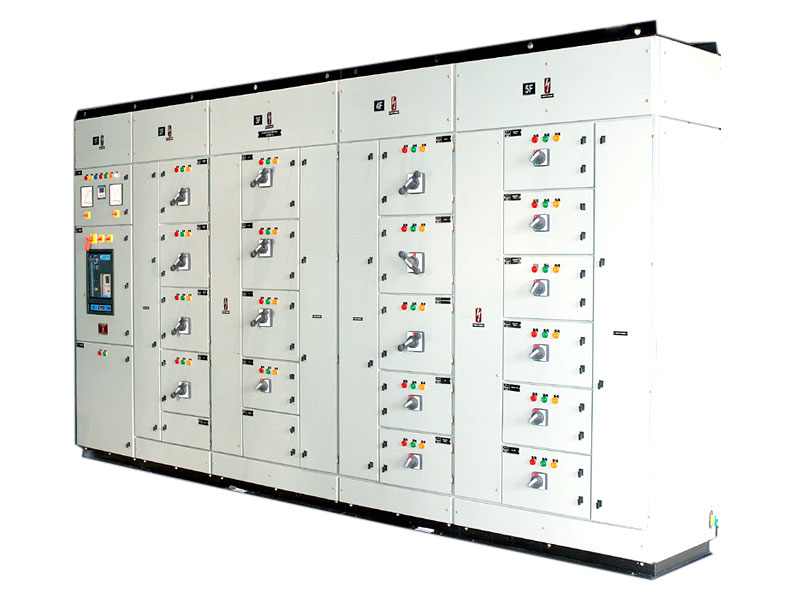 PDB Electrical Control Panel Manufacturer - Power Distribution Panel ...