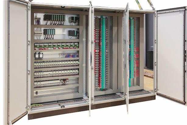 We Are The Manufacturer Of Variety PLC Based Control Panel